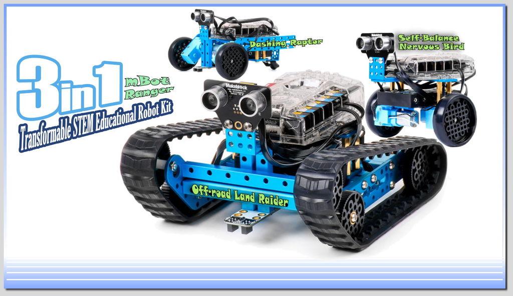 mBot-Ranger3